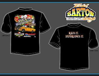 2021 Spring Fling Mill event T-shirt
